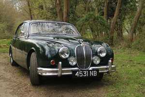 Jaguar Mk2 2.4 1960 For Sale