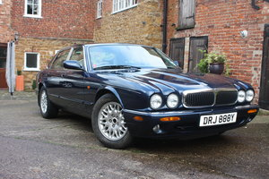 2000 Jaguar XJ8, low miles. Private plate inc Beautiful For Sale