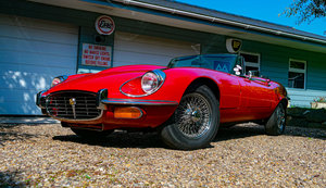 1973 Jaguar E-Type Series 3 Roadster V12 For Sale
