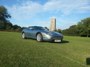 2004 XK8 4.2Coupe Stunning,fully historied For Sale