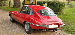 1968 E-Type S1 2+2 For Sale
