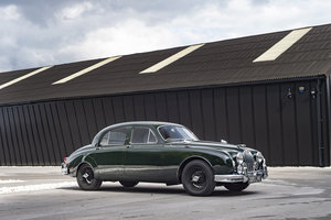 1959 Jaguar MK1 3.4 - EX-GERRY MARSHALL For Sale
