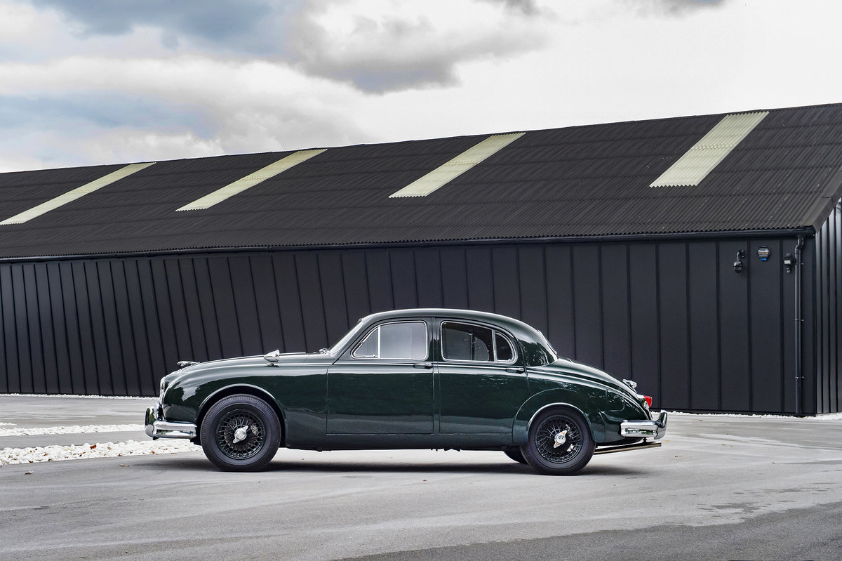 1959 Jaguar MK1 3.4 - EX-GERRY MARSHALL For Sale (picture 2 of 6)