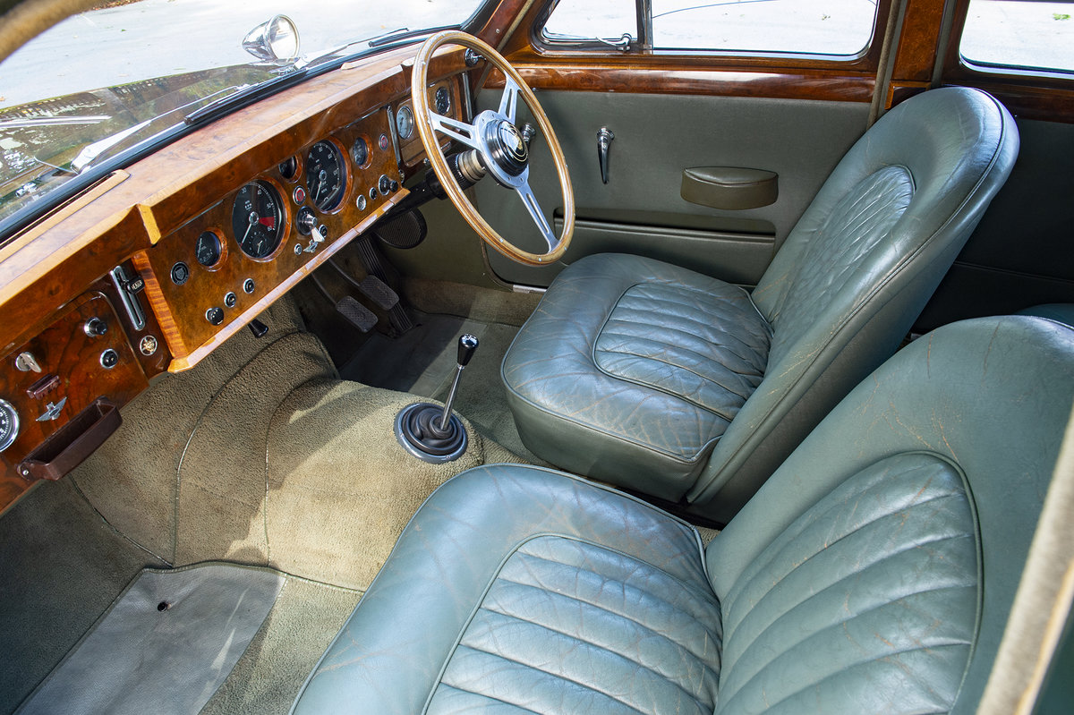 1959 Jaguar MK1 3.4 - EX-GERRY MARSHALL For Sale (picture 3 of 6)