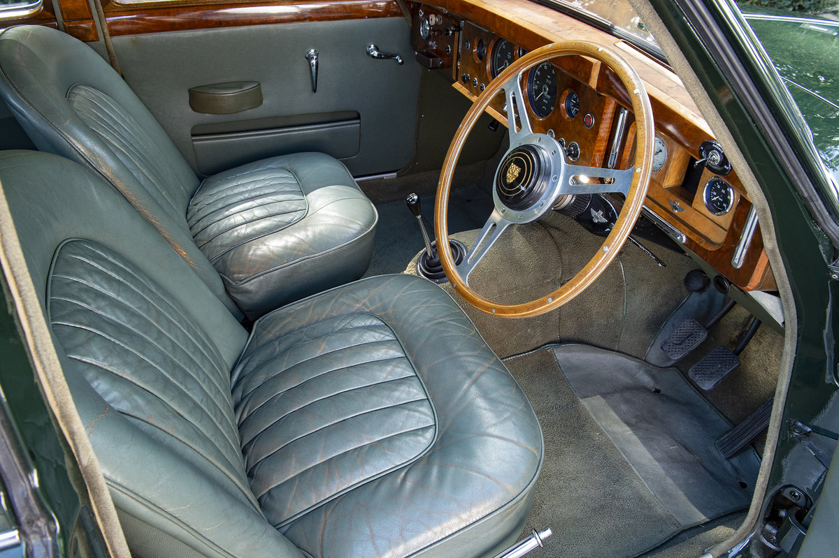 1959 Jaguar MK1 3.4 - EX-GERRY MARSHALL For Sale (picture 4 of 6)