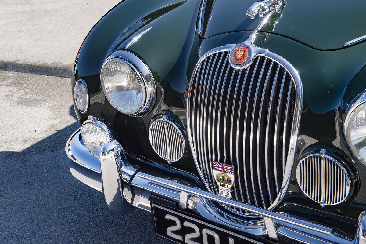 1959 Jaguar MK1 3.4 - EX-GERRY MARSHALL For Sale (picture 5 of 6)