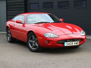 1999 Jaguar XKR 4.0 Coupe Auto at ACA 2nd November