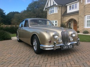 1964 Jaguar MK2 3.4 MOD For Sale