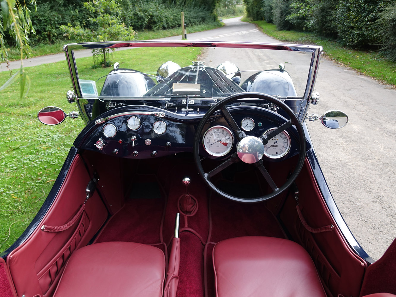 Suffolk Jaguar SS100 4.2 with Certificat D'imatricuation For Sale (picture 6 of 6)