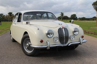 1968 Jaguar Mk 2 340 Manual/Overdrive For Sale