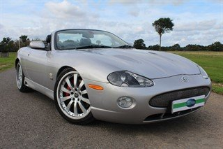 2006 JAGUAR XKR S STRATSTONE EDITION For Sale (picture 1 of 6)