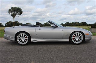 2006 JAGUAR XKR S STRATSTONE EDITION For Sale (picture 3 of 6)