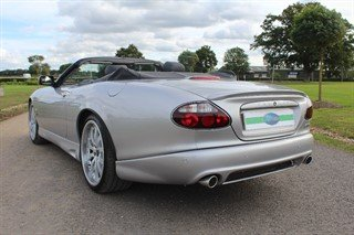 2006 JAGUAR XKR S STRATSTONE EDITION For Sale (picture 4 of 6)