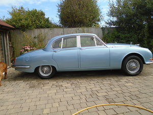 1964 JAGUAR S TYPE ORIGINAL  For Sale