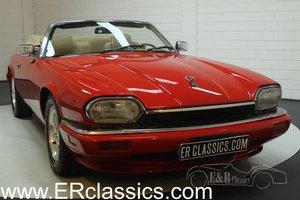 Jaguar XJS Cabriolet 1996 Celebration only 67.189 miles For Sale