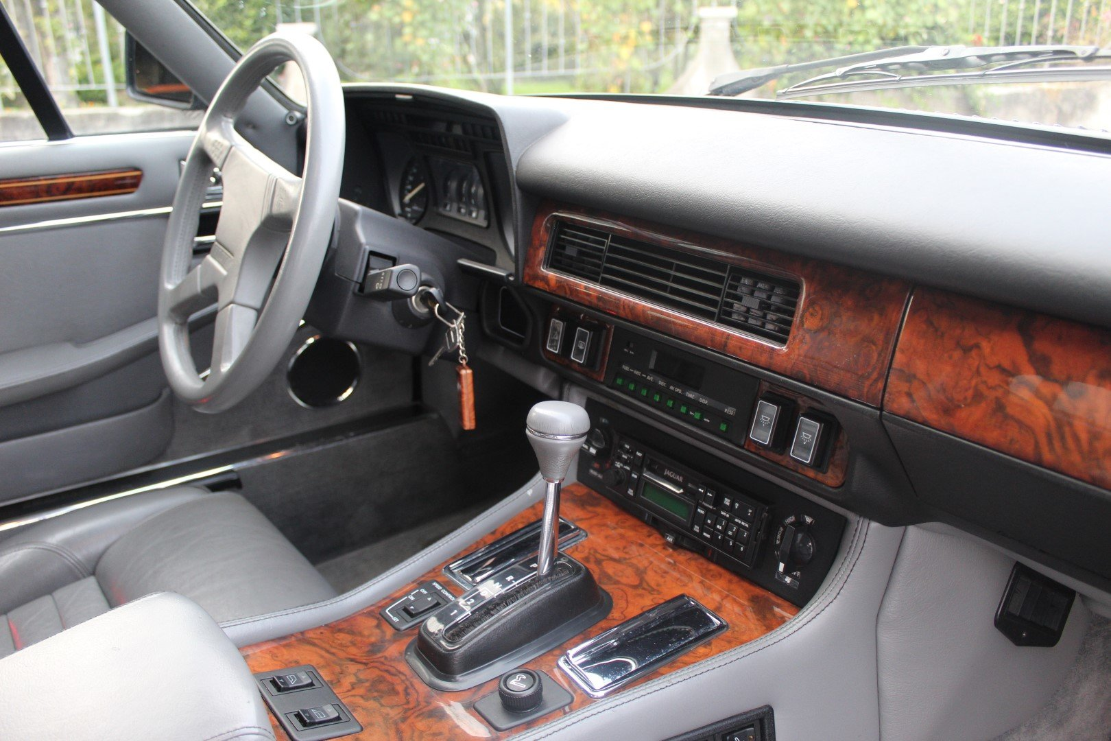 1990 Jaguar xjr-s 6.0 v12 first paint  - lhd - 324 ps For Sale (picture 4 of 6)