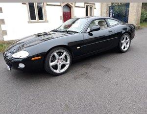 LOT 35: A 2002 Jaguar XKR coupe - 03/11/19