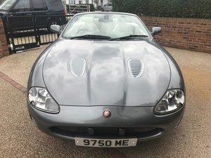 2002 Jaguar xkr Convertible excellent condition!!!!