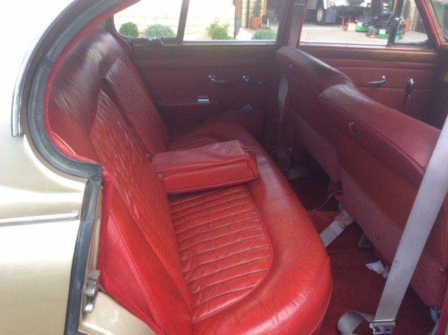 1964 Jaguar MK2 3.4 MOD For Sale (picture 3 of 6)