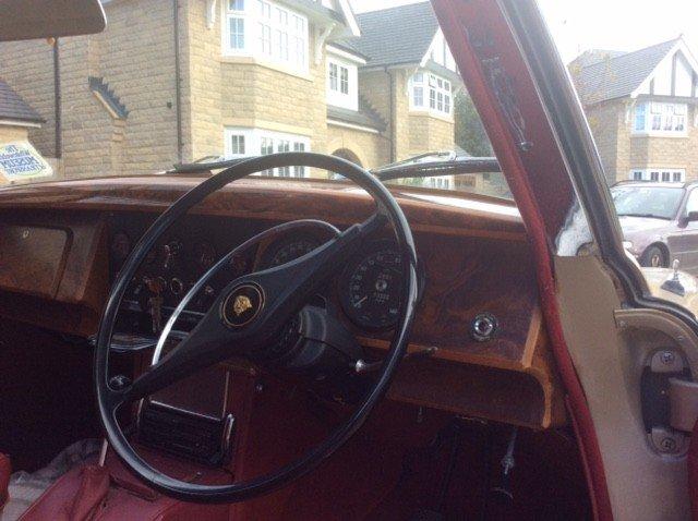 1964 Jaguar MK2 3.4 MOD For Sale (picture 5 of 6)
