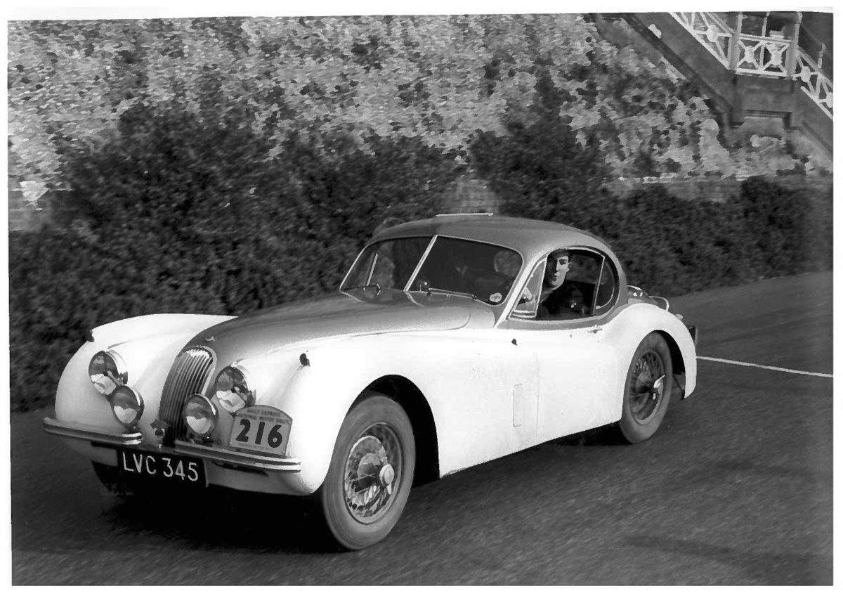 1952 Jaguar XK120 For Sale (picture 5 of 5)