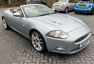 2008 Jaguar XKR 4.2 V8 supercharged convertible For Sale