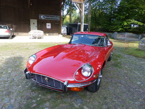 1974 The classic roadster with the cultivated V12 engine For Sale