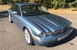 2003 XJR 4.2 S/charged - Barons Sandown Pk Sat 26th Oct 2019