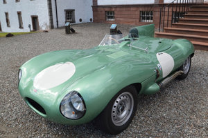 1969 Jaguar D Type - Revival Motorsport For Sale