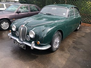1967 Jaguar Mk II 240 Manual O/drive Wires New MOT For Sale