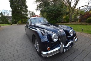 1959 Jaguar Xk150 3.8 For Sale
