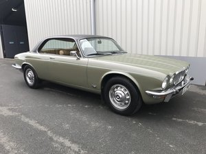 1976 JAGUAR XJC FACTORY MANUAL For Sale