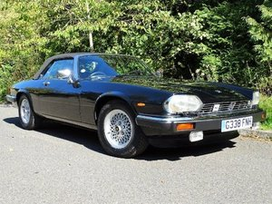 1989 Jaguar XJS 5.3 V12 2dr PROBABLY THE FINEST AVAILABLE. For Sale