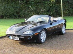 1997 Jaguar XK8 4.0 Convertible Auto at ACA 2nd November For Sale