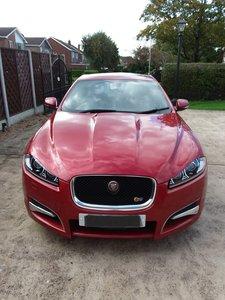2015 Jaguar XF sport portfolio 3L V6 D Automatic