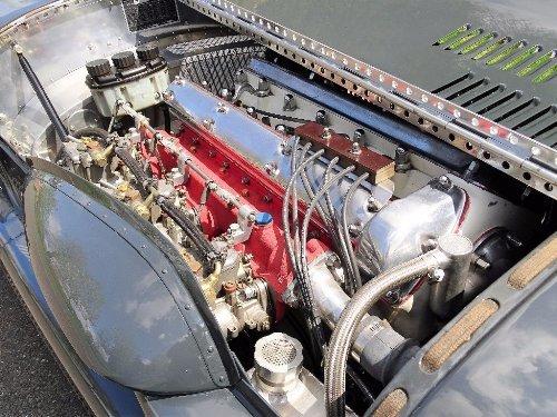 1959 Jaguar XK150 3.8 *ALUMINUM HAND BUILT SPECIAL*  For Sale (picture 9 of 10)