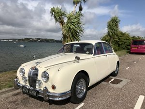 JAGUAR MKII 3.4 1964 WITH PAS and O/D 57,000 miles ! For Sale