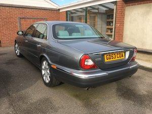 2003 Jaguar XJ8 4.2 V8
