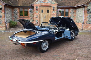 1968 Beautifully restored Jaguar E Type Series 2 DHC RHD  For Sale