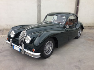 1955 Jaguar XK140 FHc For Sale