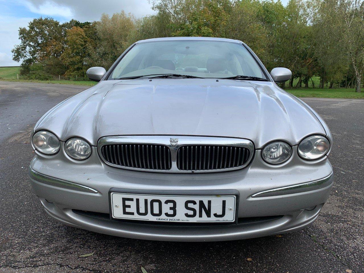 2003 Jaguar X-Type 2.5 V6 SE Auto For Sale (picture 2 of 6)