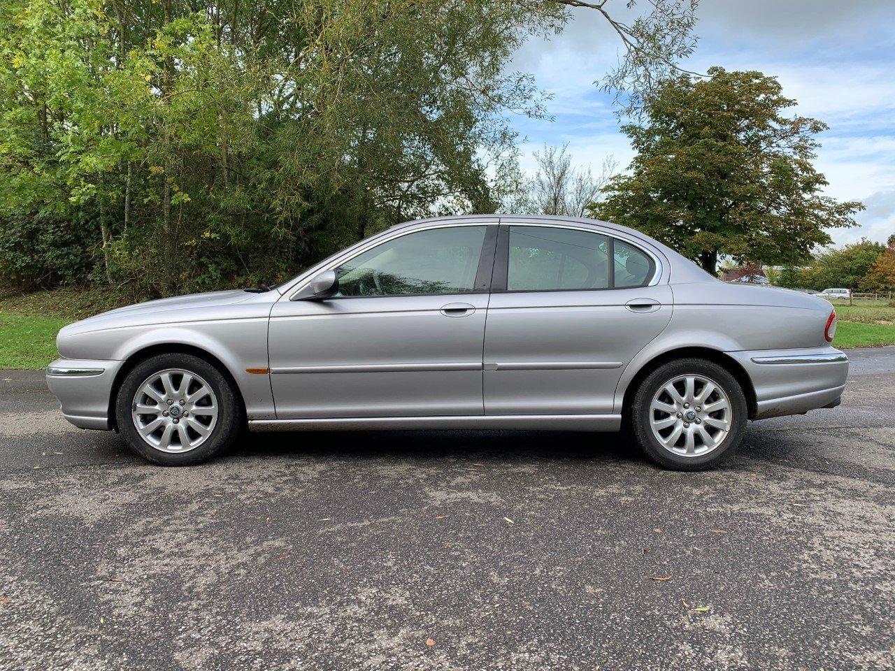 2003 Jaguar X-Type 2.5 V6 SE Auto For Sale (picture 3 of 6)