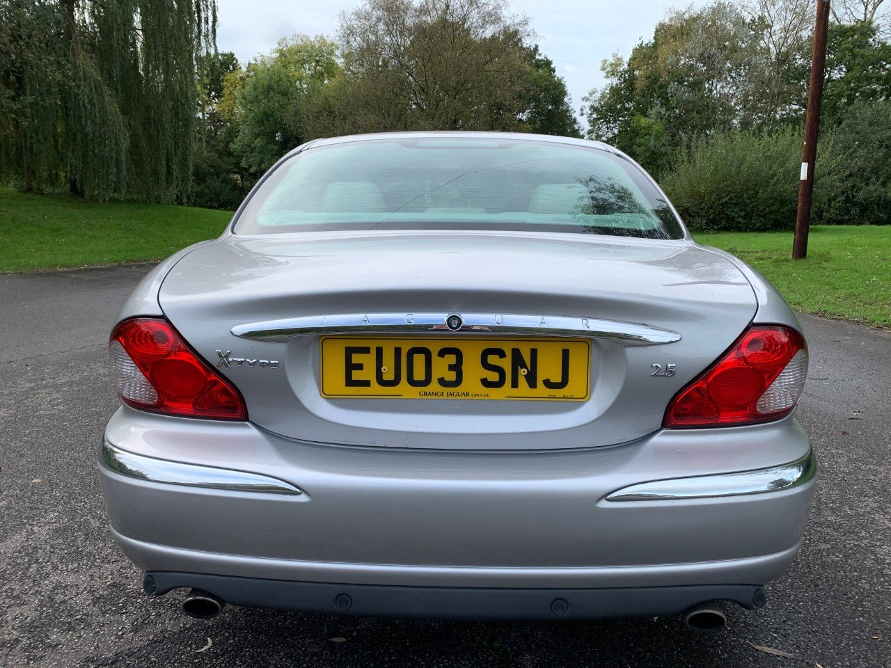 2003 Jaguar X-Type 2.5 V6 SE Auto For Sale (picture 4 of 6)