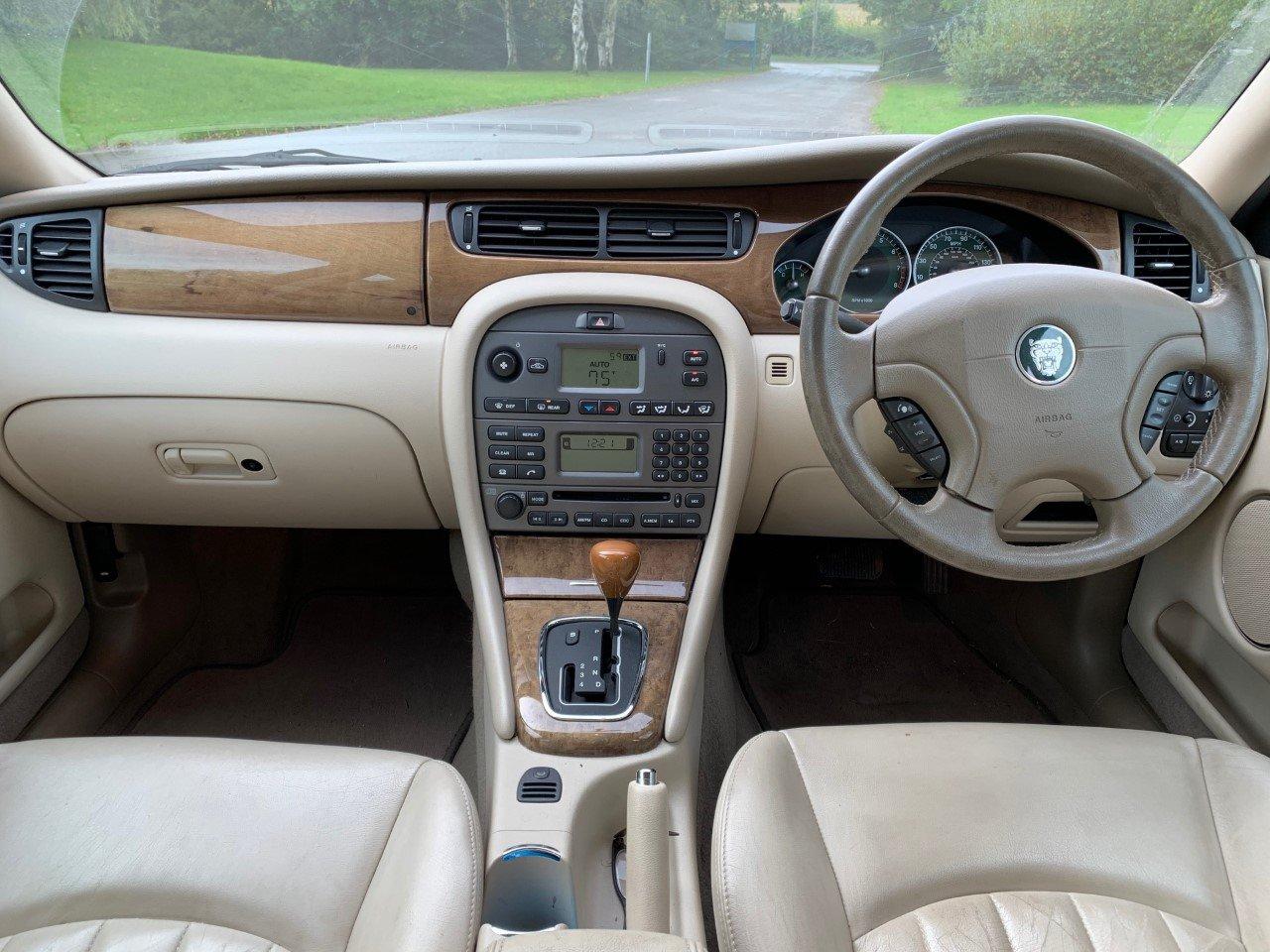 2003 Jaguar X-Type 2.5 V6 SE Auto For Sale (picture 5 of 6)