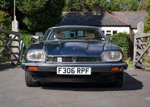 1989 Jaguar XJS Coup (3.6 Litre)