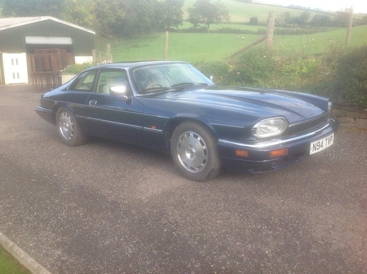 1995 Jaguar XJS 4 litre Auto Celebration For Sale (picture 1 of 6)