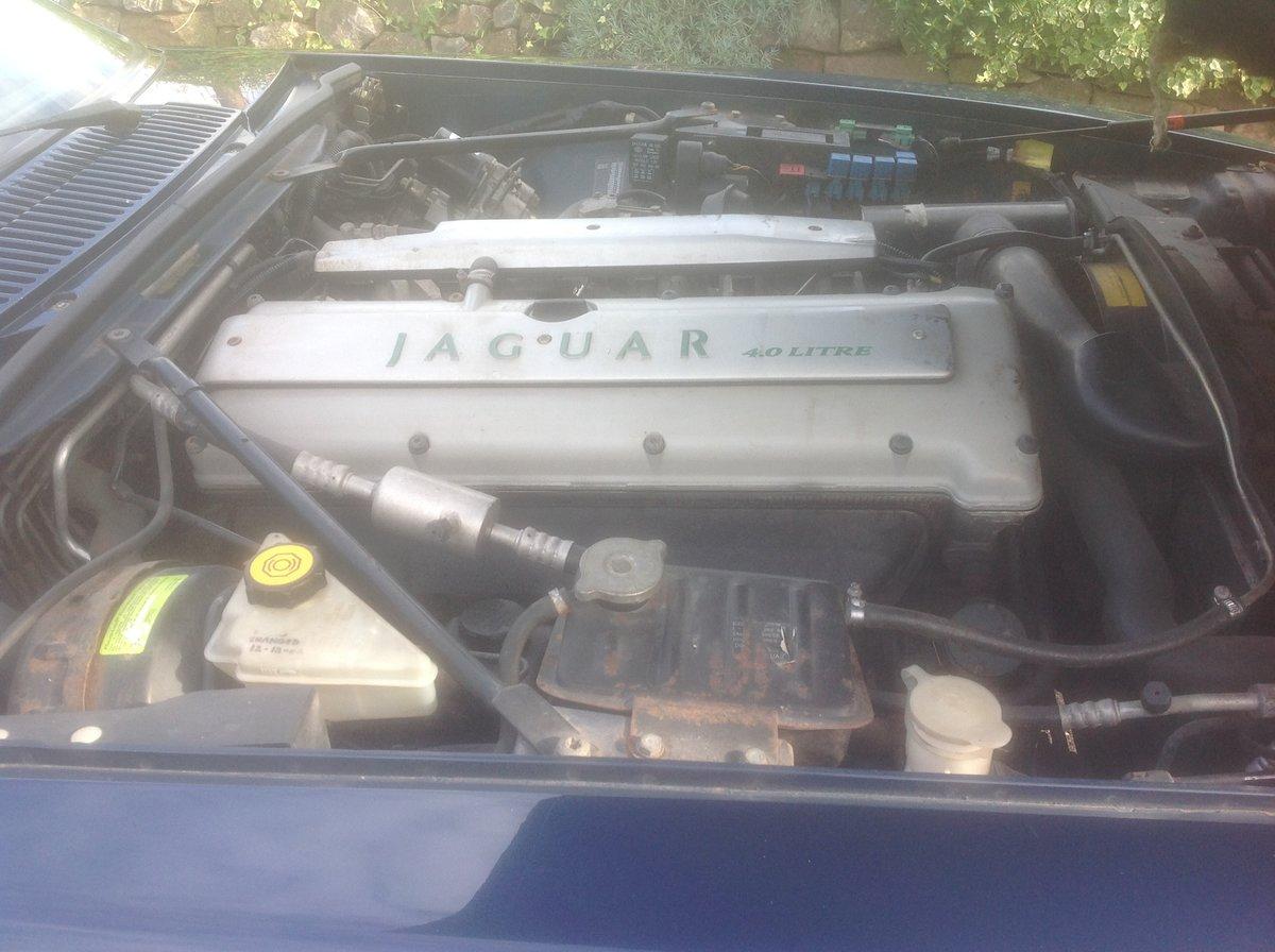 1995 Jaguar XJS 4 litre Auto Celebration For Sale (picture 3 of 6)