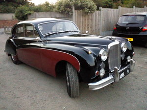 1960 Jaguar mk9 auto just recommissioned stunning For Sale