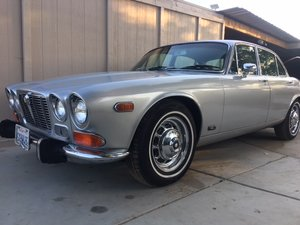 1971 Jaguar XJ6 4.2 LHD California Car For Sale