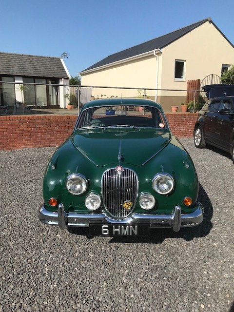 1960 Jaguar Mk2 3.8 MOD For Sale (picture 4 of 6)